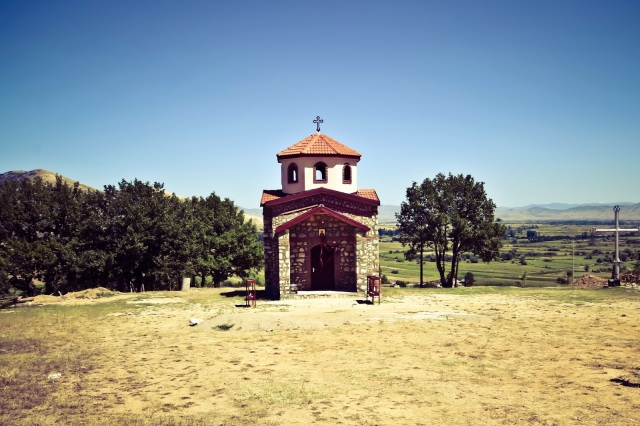 Things to See in Macedonia, Bitola, Dragozani Monestary, Church, Sv. Petka,