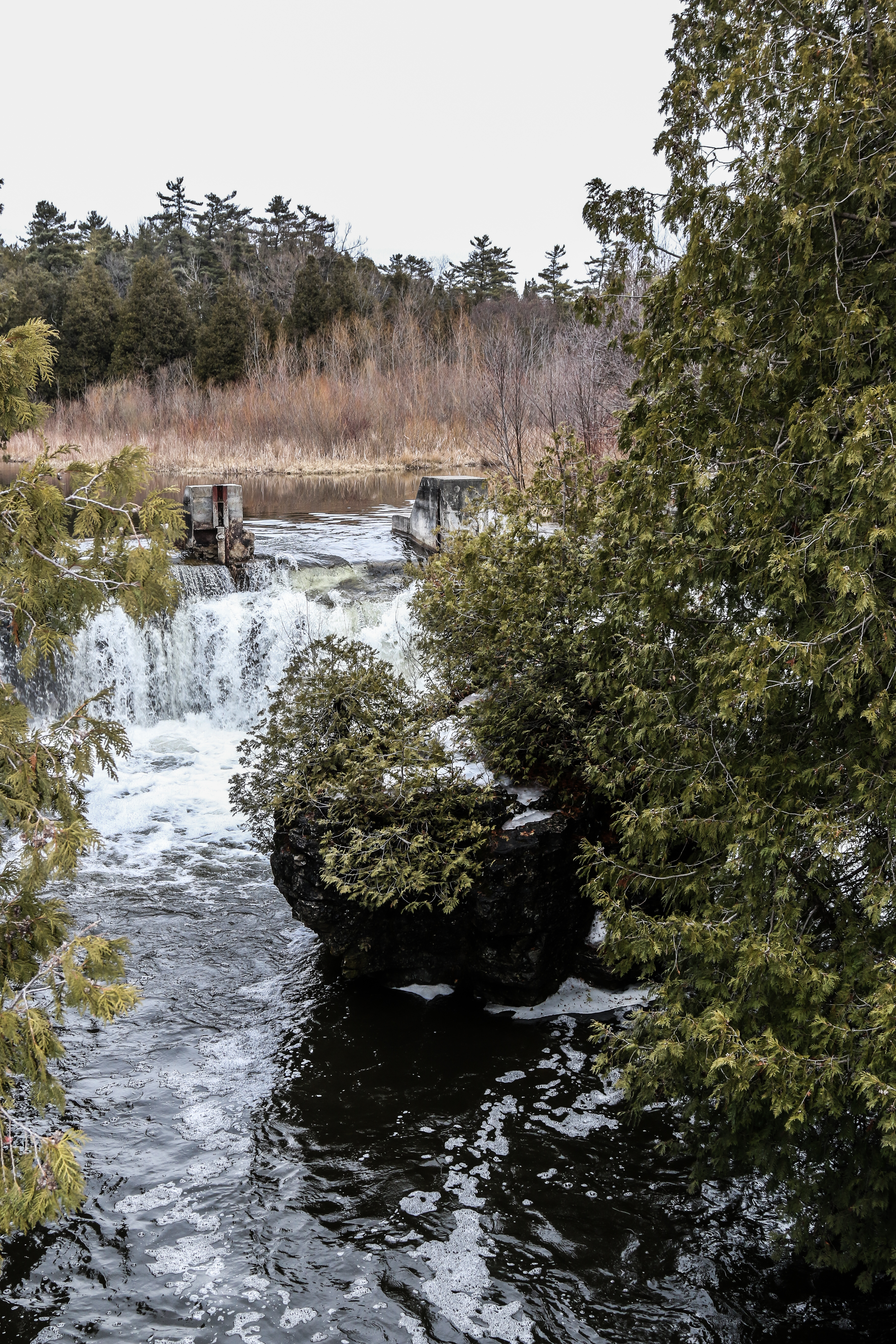 Ruins of Old Woolen Mill, Rockwood Conservation Area, Rockwood Ontario, Things to see in Rockwood,