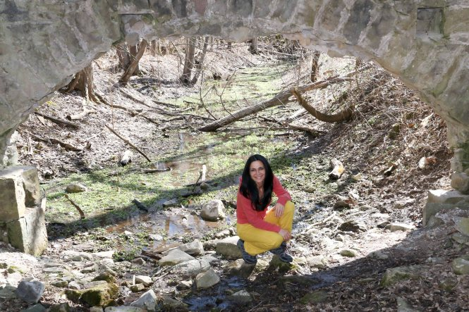 German Old Woolen Mill Ruins, Glen Morris Morris Ontario, Mill Ruins Ontario, German Mill Ruins,