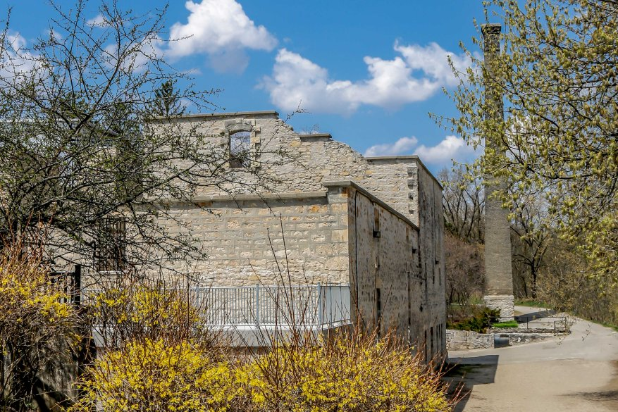 Mill Ruins Ontario, Goldie Mill Ruins Guelph, Ontario Mill Ruins, Things to See in Guelph