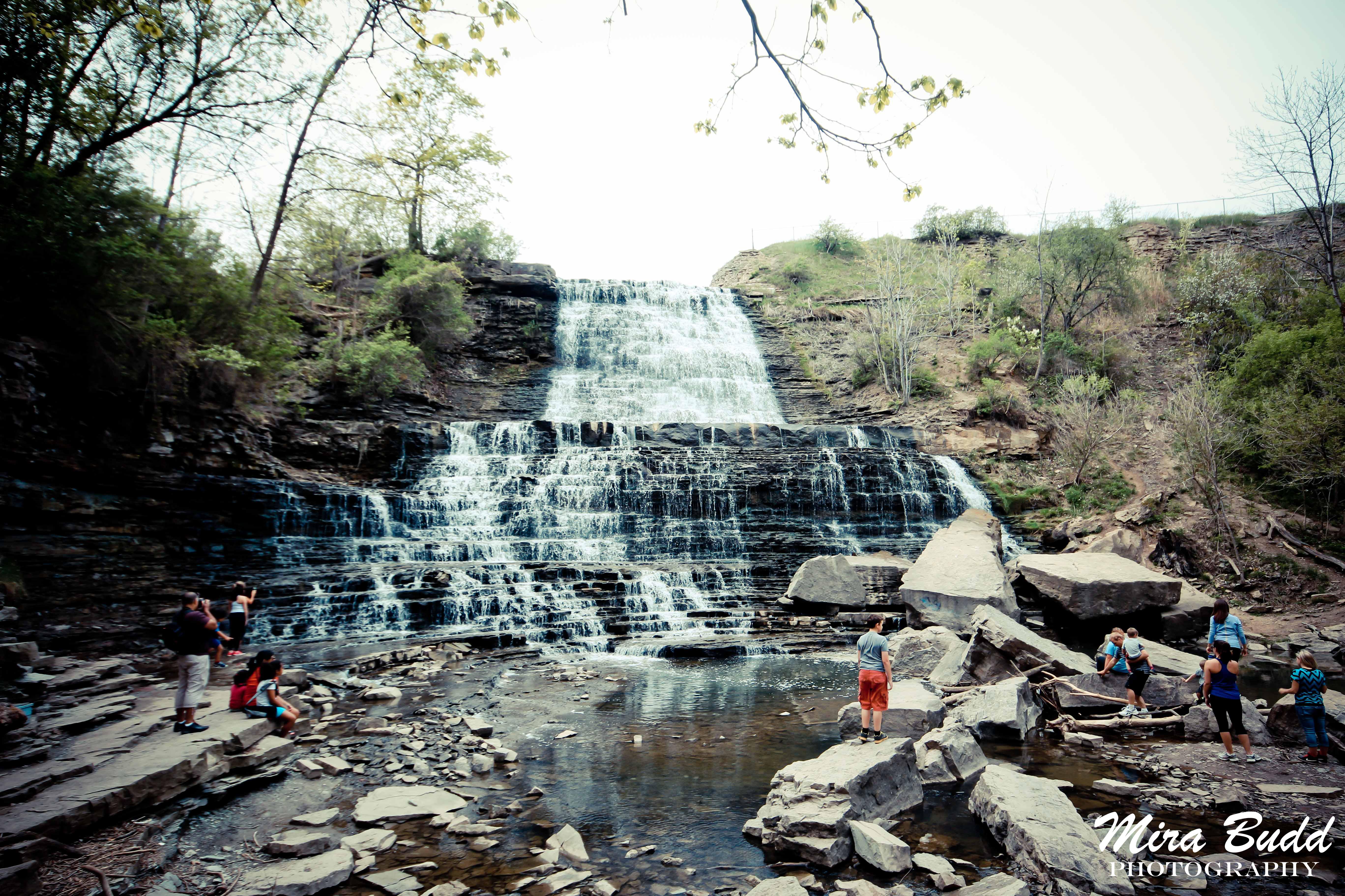 Ontario Waterfalls, Must See Ontario Waterfalls, Mudding Blogs, Drywall Hamilton, Hamilton Waterfalls,