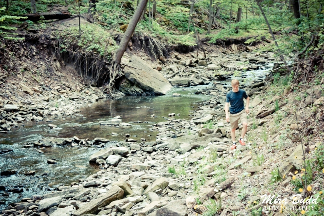 Red Hill Trail Hamilton, Red Valley Creek Hamilton,