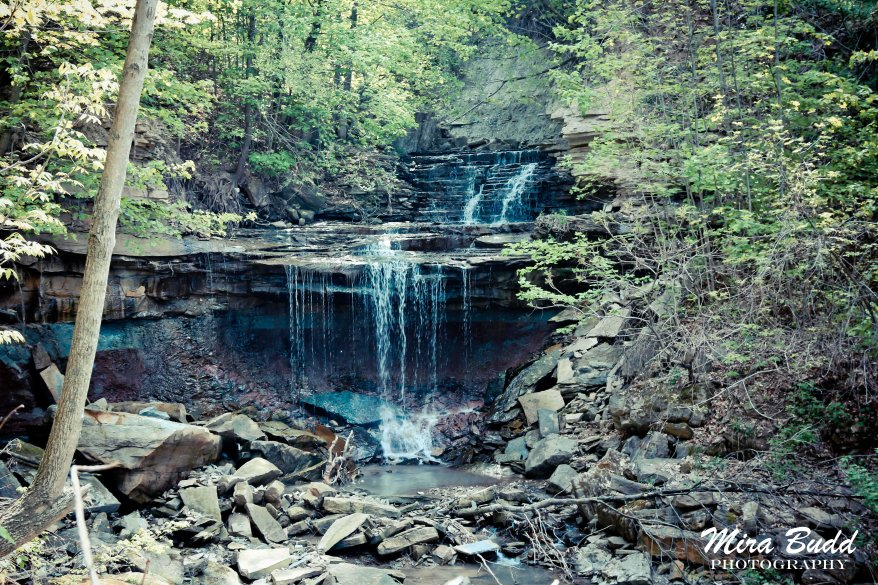 Waterfalls in Ontario, Lower Cliffview Waterfalls Hamilton, Hamilton Waterfalls, Waterfalls in Hamilton, Ontario Hiking Trails,