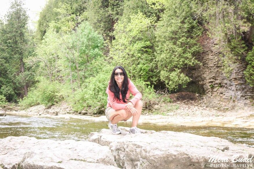 Grand River, Elora Ontario,
