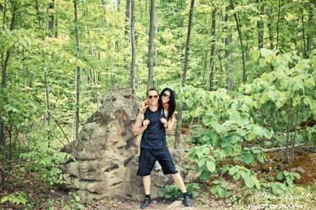 Mountain Biking Trails in Ontario, Hiking Ontario, Hiking Trails in Ontario along The Bruce trail,
