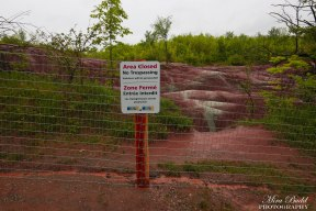The Cheltenham Badlands