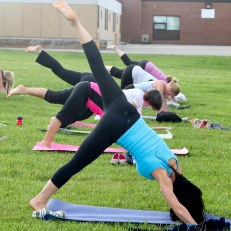 Things to do in Caledon, Things to do in Ontarion, Yoga in The Park, Free Yoga,