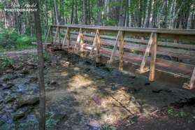 Bridge in Silver Creek Conservation Area