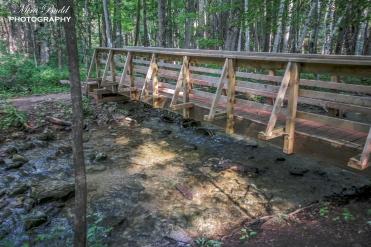Bridge in Silver Creek Conservation Area