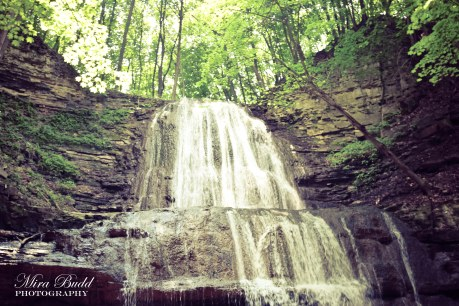 Waterfalls in Ontario, Hamilton Waterfalls, Beautiful Places in Ontario,