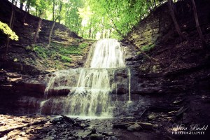 Waterfalls Along The Bruce Trail, Hiking Ontario, Beautiful Places in Ontario, Waterfalls in Ontario, Hamilton Waterfalls,