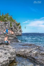 Beautiful Places in Ontario, Indian Head Cove Bruce Peninsula