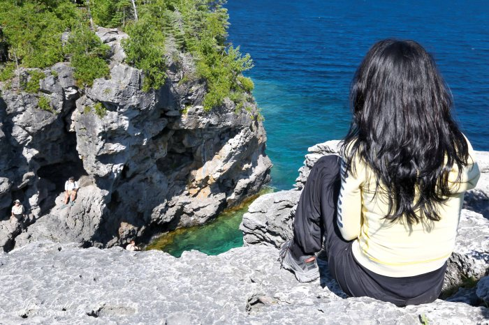Indian Head Cove Bruce Peninsula, beautiful Places in Ontario, Must see Places in Ontario, Hiking Trails Ontario,