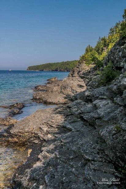 Georgian Bay Shoreline Tobermory, Ontario
