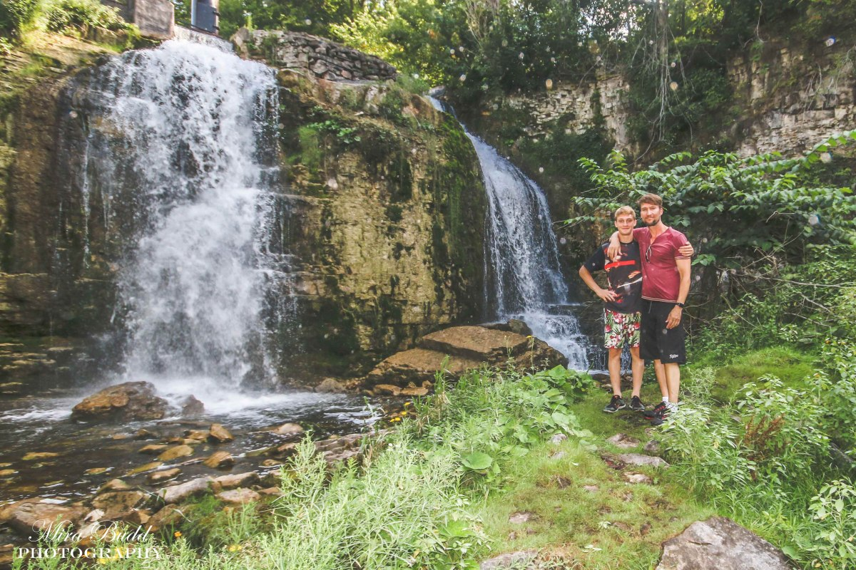 Walter S Falls Ontario Waterfalls Along The Bruce Trail Lifeology 101