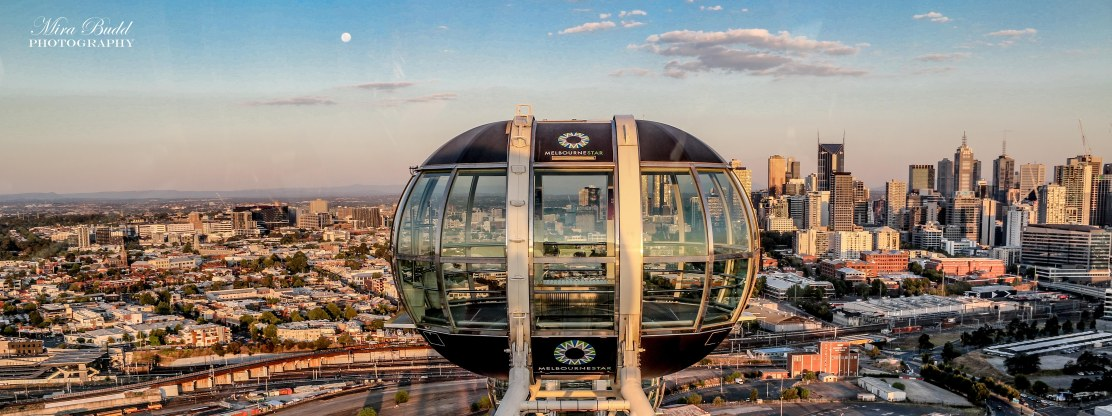 Melbourne Star Observation Wheel, Things to See in Melbourne, Beautiful Places in Australia, Melbourne Attractions, Places to visit in Melbourne, Things to Do in Melbourne,