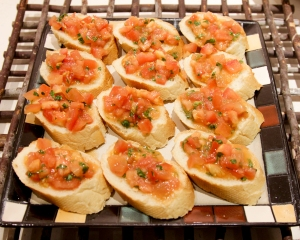 Bruschetta, Bruschetta Recipe, Simple Bruschetta Recipe, Vegetarian Meals, Best Bruschetta Recipe,