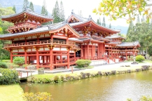 Byodo-In Temple Hawaii, Beautiful Temples in The World, Oahu Hawaii, Amazing Places in The World,