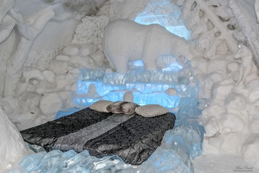 Hôtel de Glace de Québec - Ice Hotel Quebec City