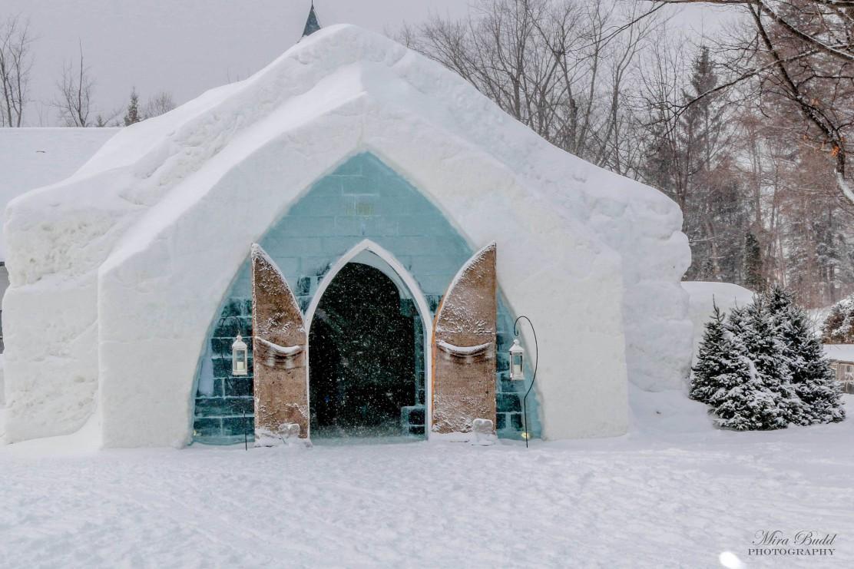 H Tel De Glace De Quebec Ice Hotel Quebec City