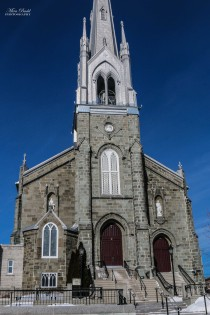 Quebec City Churches