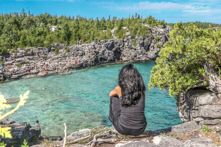 Indian Head Cove, The Grotto, Tobermory Ontario, Things to Do in Tobermory, Hiking Trails Tobermory, Beautiful Places in Ontario, Most Beautiful Places in The World