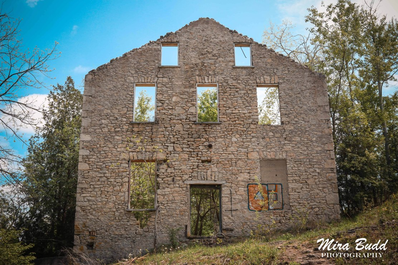 Ontario History, Mill Ruins in Ontario, Hiking Trails Ontario, Ontario Mills, Beautiful Places in Ontario,