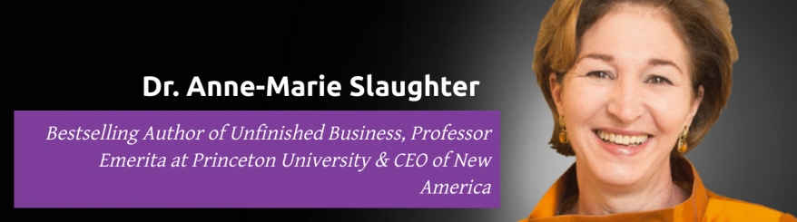 The Art oF Leadership For Women, Leadership Conferences, Women Leadership Events, Best Leadership Speakers Toronto 2016, Dr. Anne-Marie Slaughter,