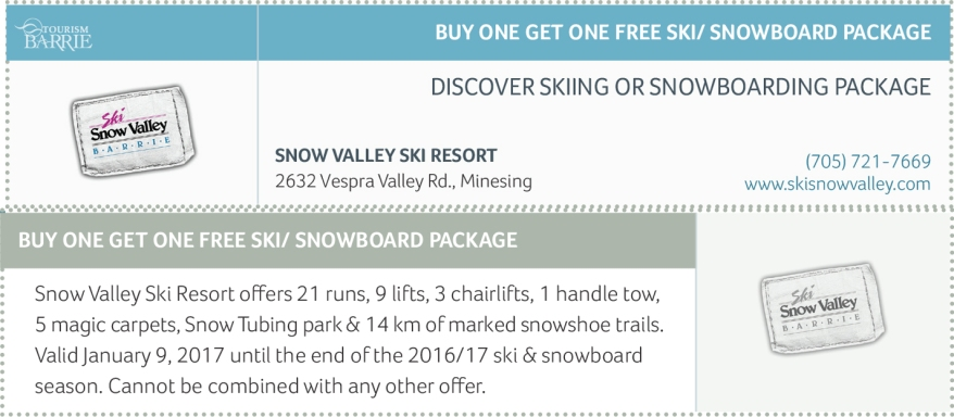 Ontario Skiing Coupons, Discount Coupons Ski Ontario, Ontario Coupons Ski Resorts, Scenic Caves, Cross Country Skiing Coupons Ontario, Ontario Skiing Deals, Snow Valley Coupons,