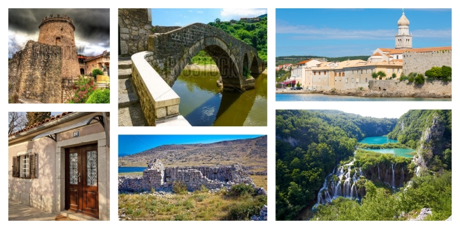 Places to Visit in Croatia, Plitvice Waterfalls, Most Beautiful Waterfalls in The World, Rijeka Croatia, Krk Island Croatia, Guesthouse Totićevi, Plitvice National Park,