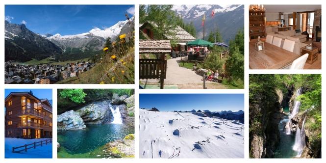 Saas Fee Switzerland, Glacier Skiing Switzerland, Val Grande National Park, Terrain Park Saas Fee, Switzerland Waterfalls, Dom Apartments, Places to Stay in Saas Fee, Best Hotels in Saas Fee,