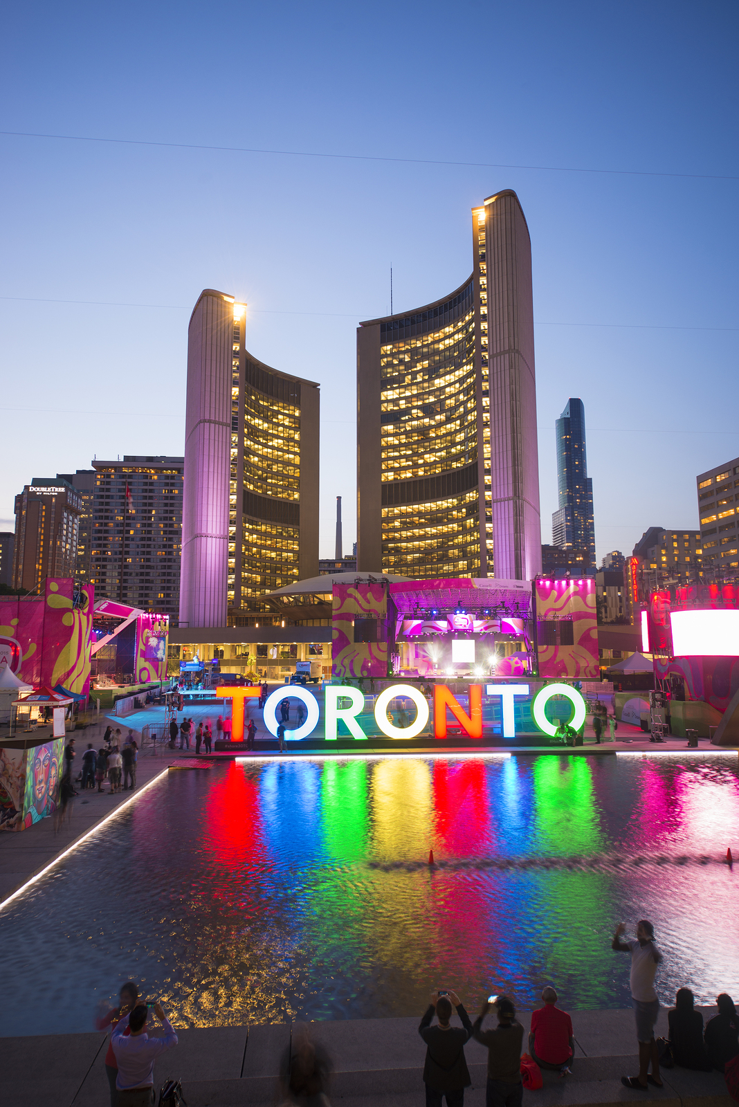 Places To See In Toronto Canada During Summer