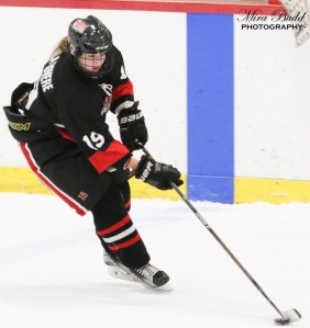 Kristin Della Rovere, Team Canada Prospect, Team Canada U18 Prospect,