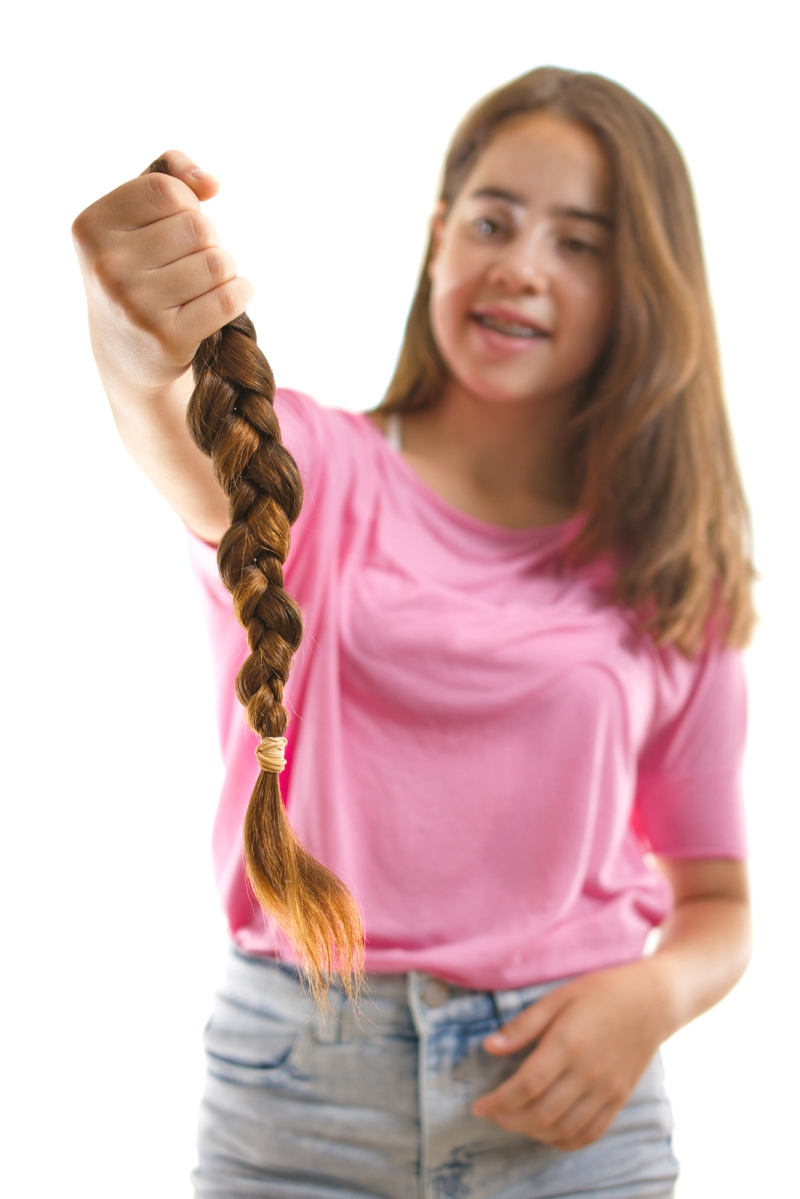 Information On Where And How To Donate Hair Lifeology 101