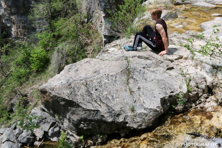 Eugenia Falls Niagara Escarpment