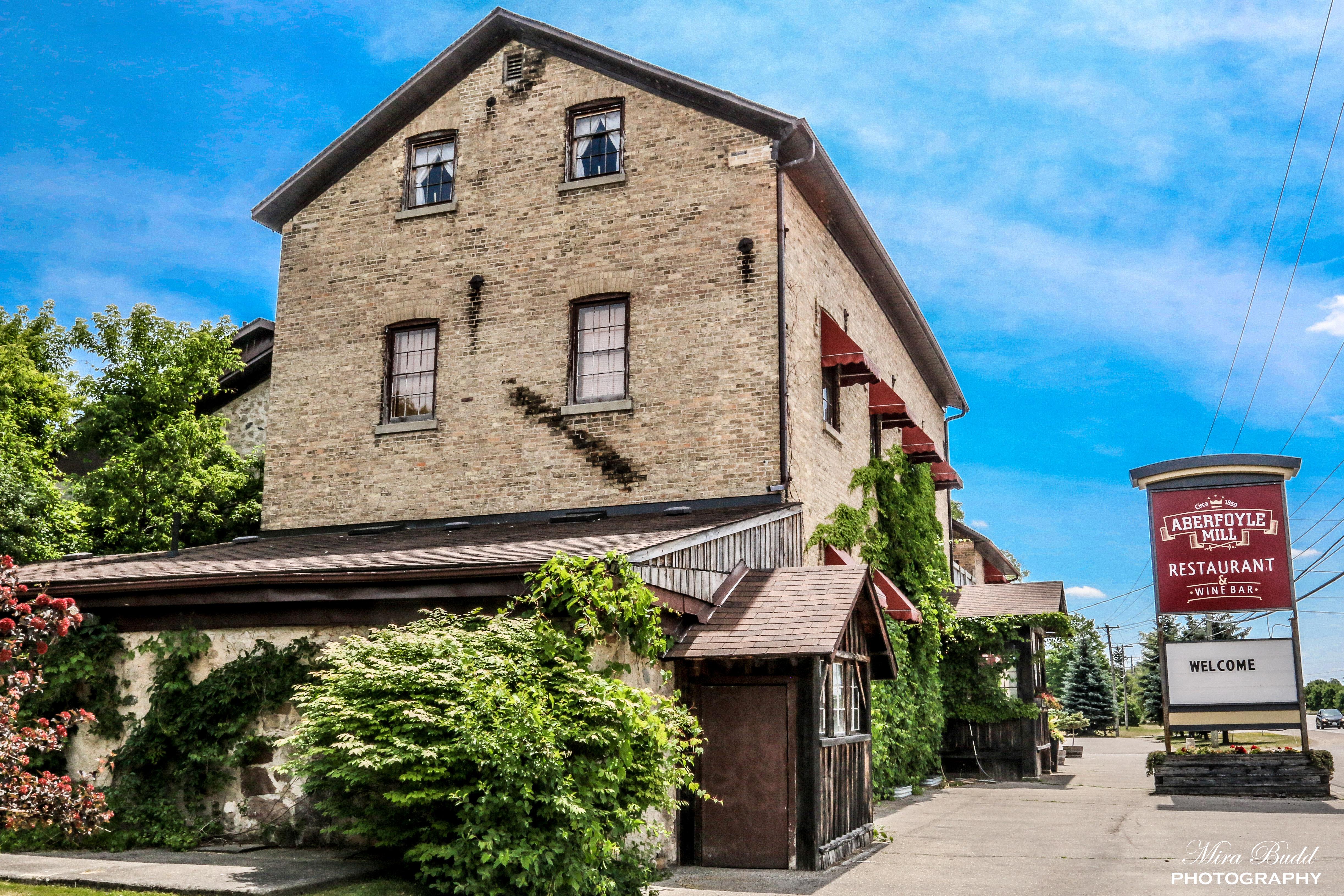 Aberfoyle Ontario Restaurants