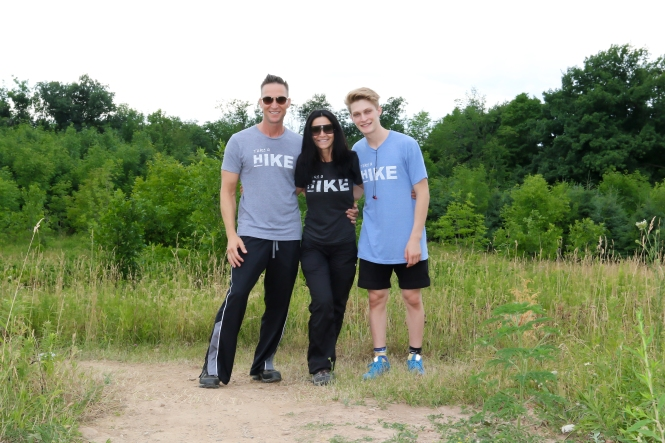 Hiking, Rock Climbing Ontario, Halton Hiking Trails, Kelso Conservation Area,
