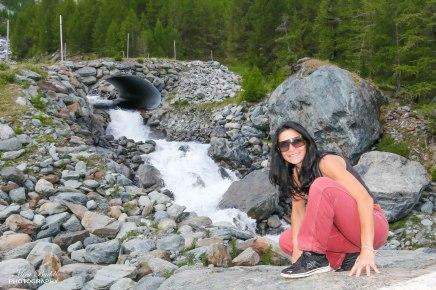 Hiking The Swiss Alps – Saas FeeSwitzerland