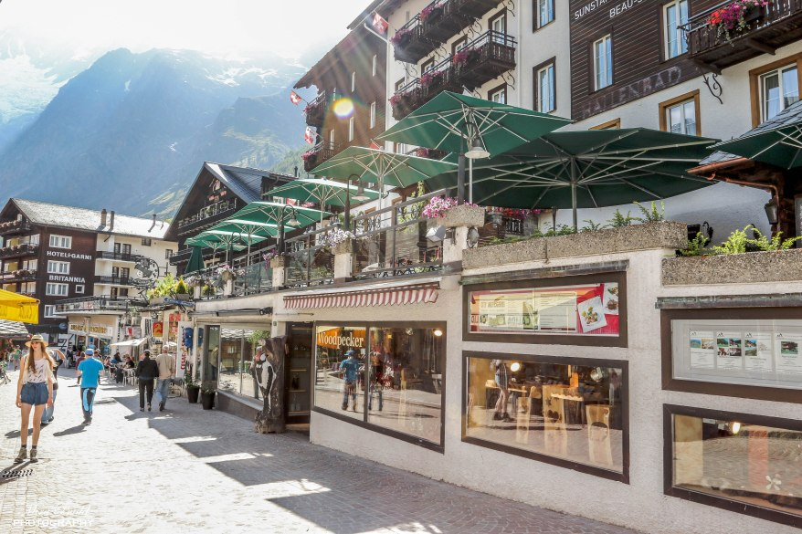 Places to Visit in Switzerland, Beautiful Places in Switzerland, Beautiful Waterfalls in Switzerland, Glacier Waterfalls, Swiss Alps, Saas Fee Switzerland, Skiing Swiss Alps, Sass Fee Village,