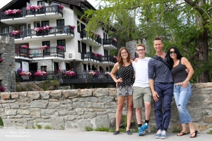 A Stroll Around The Village, The Gorge and Dinner – Saas FeeSwitzerland