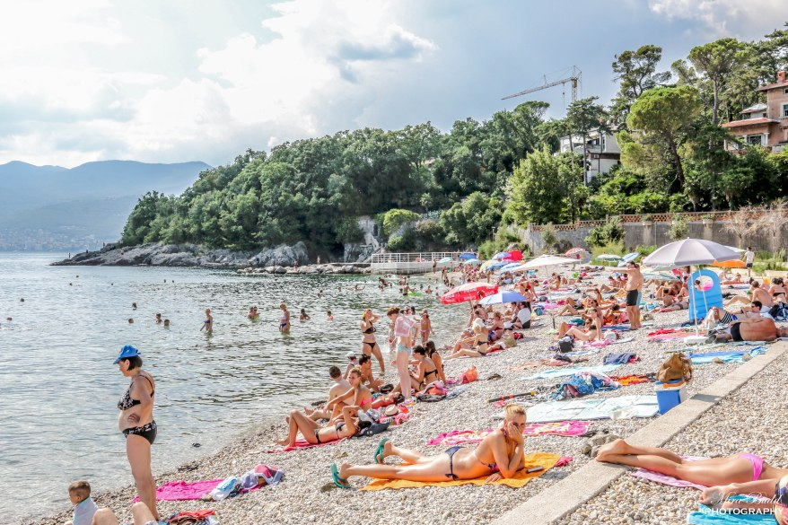 Croatia Beaches, Beautiful beaches in Croatia, Rijeka Croatia Beaches, Things to see in Rijeka, Places to Visit in Croatia,