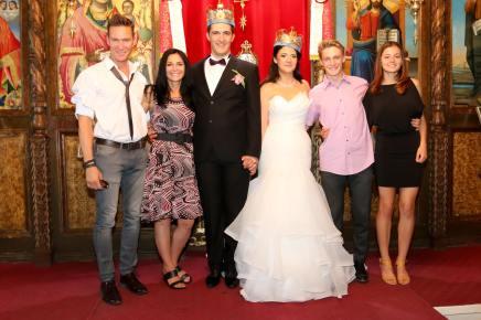 Hristijan and Silvia's WeddingPHOTOS
