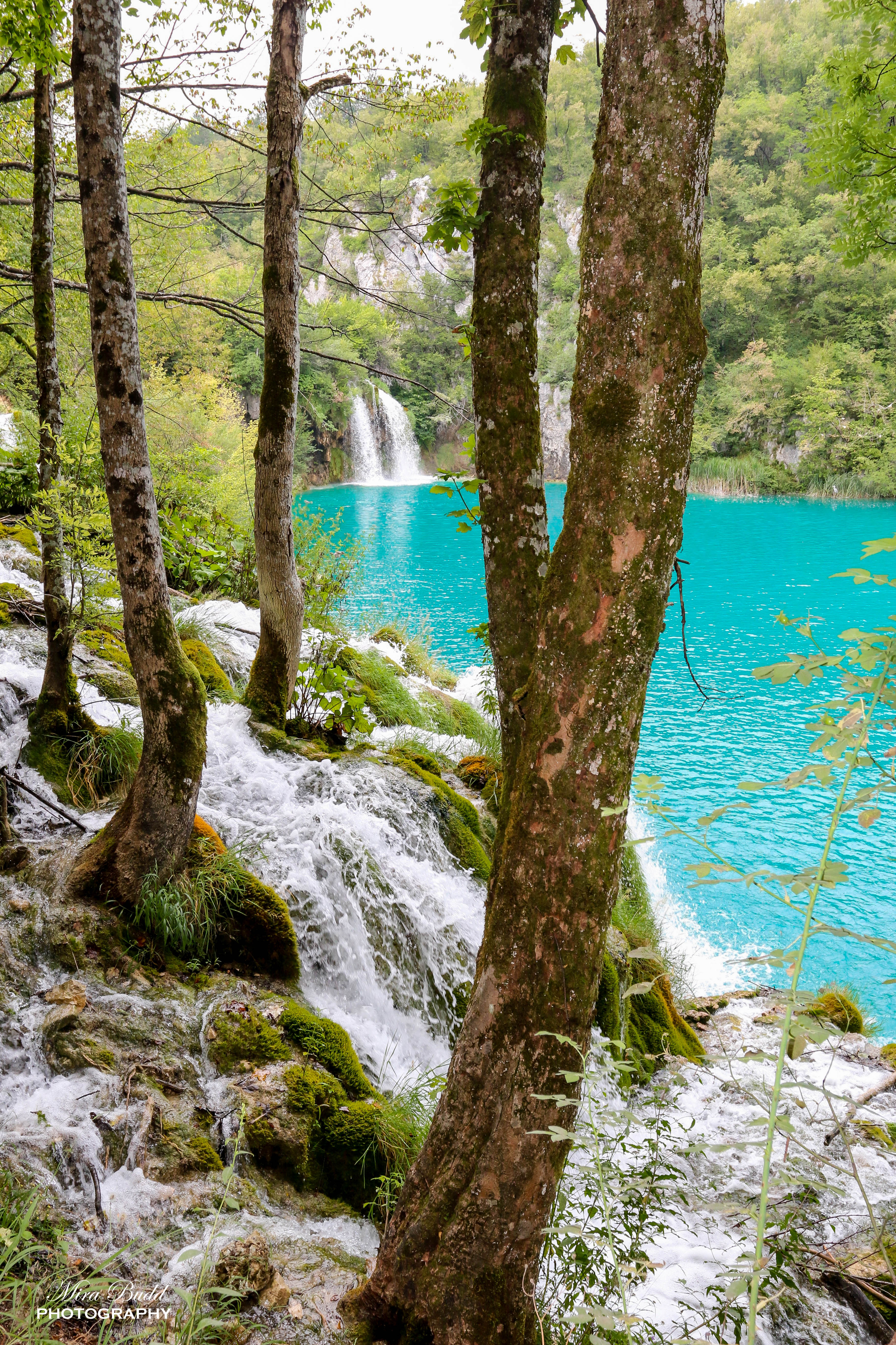 Plitvice Lakes National Park Croatia Waterfalls The Most Beautiful In World