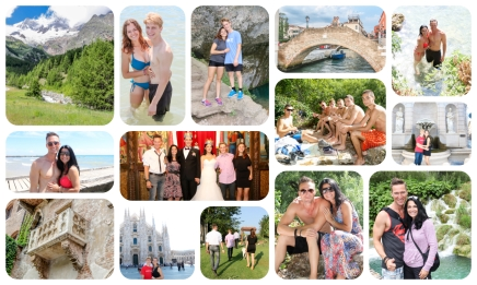 12 Days European Vacation – Switzerland, Italy, Croatia andMacedonia