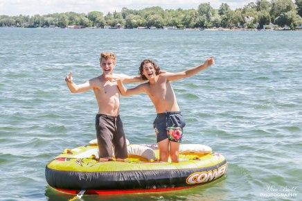 Boating, Swimming and Tubing LakeSimcoe