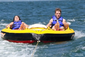 Boating Lake Simcoe, Things to do on Lake Simcoe, Best lake in Ontario, Things to Do in Ontario, Cooks Bay Boating, Tubing Lake Simcoe,