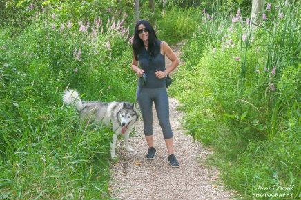 9 Km Hike on the Trans Canada Trail – Inglewood and CaledonEast.