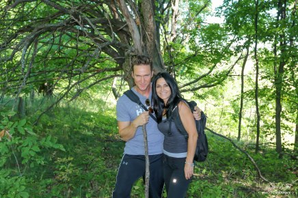 5.55 km 3 Loop Hike on The Bruce Trail North of 5Sideroad