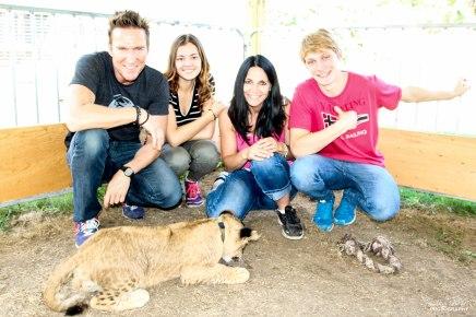 Lion Cub Encounter at The Bowmanville ZoologicalPark