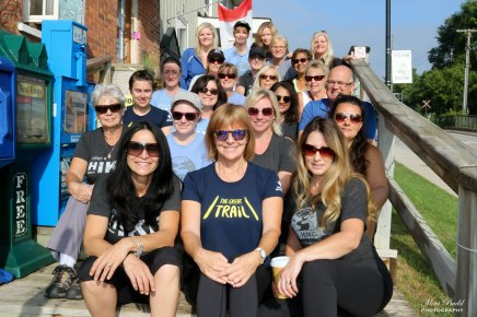 CLHMG Trans Canada Trail and Terry Fox FundraiserHike